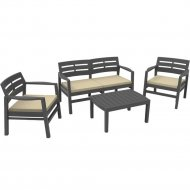 Комплект мебели «GreenDeco» Java Set, JAV04CCA