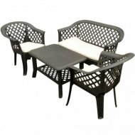 Комплект мебели «GreenDeco» Veranda Set, SDN012AN