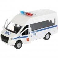 Машина «ГАЗ Газель NEXT» полиция.