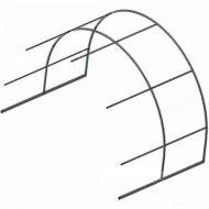 Удлинение теплицы «КомфортПром» 10011030, 2.1х2 м