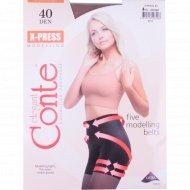 Колготки женские «Conte» X-Press, 40 den, размер 4, Bronz