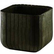 Кашпо «Keter Group» Small Wood Look Planter JRDBRW-STD