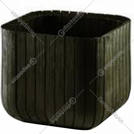 Кашпо «Keter Group» Small Wood Look Planter JRDBRW-STD