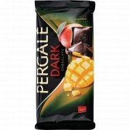 Шоколад темный «Pergale» с манго, 100 г