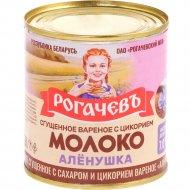 Вареное сгущенное молоко «Рогачевъ» Аленушка, с цикорием, 7%, 360 г