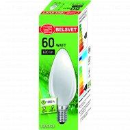 Лампа накаливания «Belsvet»ДСМТ 230-60-1.