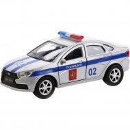 Машина «Лада Веста» полиция.