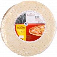 Тесто «Основа для пиццы» замороженное, 440 г.
