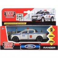 Машина «FORD Ranger» пикап, полиция.