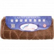Набор ковриков для ванной комнаты «Mix» 50х80+50х50 см, кофе с молоком.