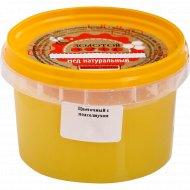 Мёд натуральный «Золотой улей» цветочный с подсолнухом, 300 г.