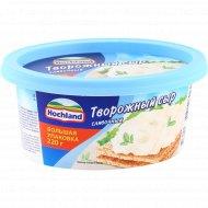 Сыр творожный «Hochland» 60%, 220 г.