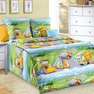 Комплект постельного белья «Моё бельё» Дорожный патруль, полуторный