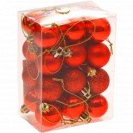 Набор шаров «Dia» CAN204000, 3 см, 24 шт.