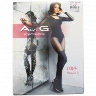 Колготки женские «Art G» lure, размер 2, 60 den, nero