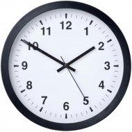 Настенные часы «Чалла» черные, 28 см