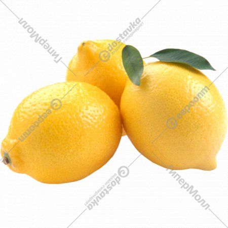 Лимон, 1 кг., фасовка 0.35-0.45 кг