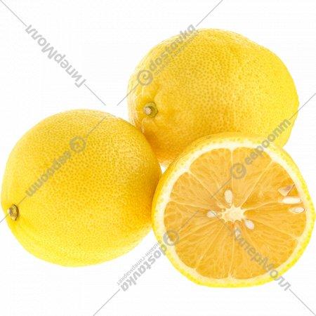 Лимон, 1 кг, фасовка 0.45-0.55 кг