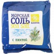 Соль косметическая «Sunmarin» морская с пихтой, 1 кг.