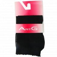 Носки женские «Art G» Art NN-06, nero.
