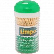 Зубочистки «Limpo» 100 шт.