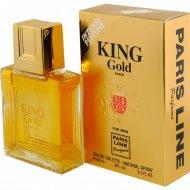 Мужская туалетная вода «King Gold» 100 мл