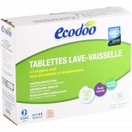 Таблетки для посудомоечных машин «Ecodoo» 30 шт