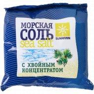 Соль косметическая «Sunmarin» морская с хвоей, 1 кг.