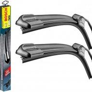 Щетки стеклоочистителя «Bosch» Aerotwin, бескаркасные, 3397014250, 2 шт