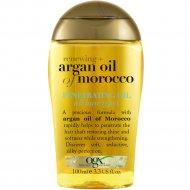 Масло аргановое для волос «OGX» Марокко для восстановления, 100 мл.