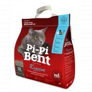 Наполнитель «Pi-Pi-Bentc» Классик, 5 кг, 12л.