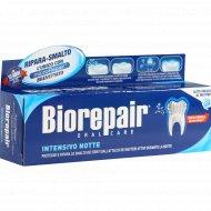 Зубная паста «Biorepair» Intensive Night Repair, 75 мл.