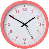 Настенные часы «Чалла» розовые, 28 см