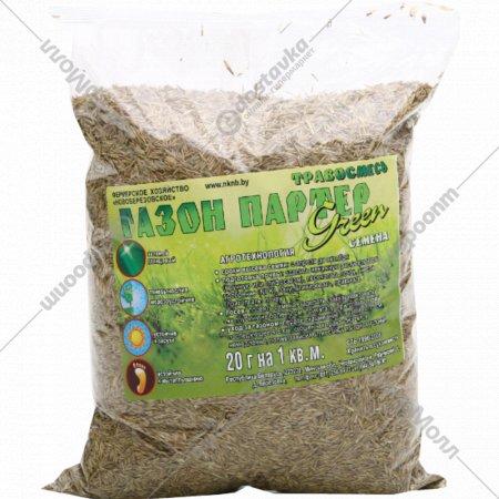 Травосмесь «GREEN» газон партер 1 кг.