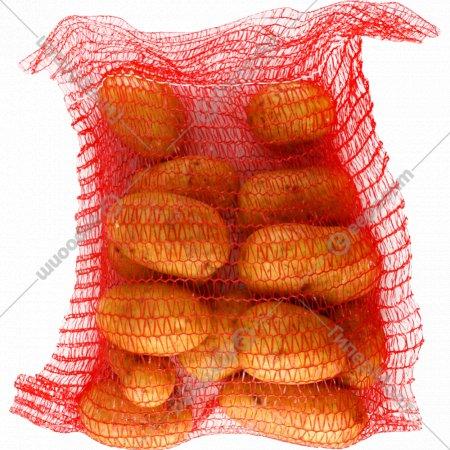 Картофель продовольственный мытый, 1 кг., фасовка 2.3-2.5 кг