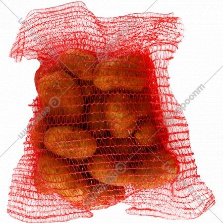Картофель продовольственный фасованный, 1 кг., фасовка 2.3-2.6 кг
