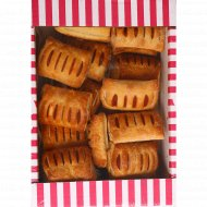 Печенье слоёное «Штрудель с вишневой начинкой» 700 г.