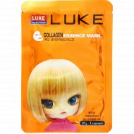 Маска для лица «Luke» Collagen Essence, 21 г