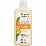 Шампунь органический «Douce Nature» апельсиновые цветы, 250 мл