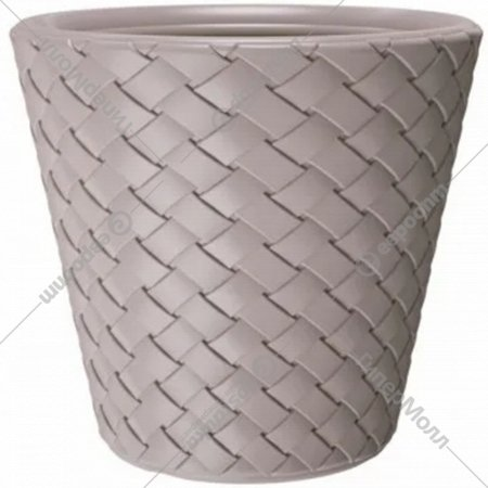 Горшок «Prosperplast» пластиковый Flower pot Matuba - Mocca