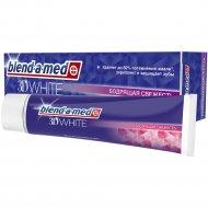 Зубная паста «Blend-a-med» 3D White, прохладная свежесть,100 мл.