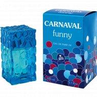 Парфюмерная вода «Carnaval funny» женская, 80мл.