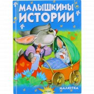 Книга «Малышкины истории» Агинская Е.Н.