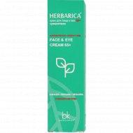 Крем для лица и век «Herbarica» суперпитание, 65+, 40 г.