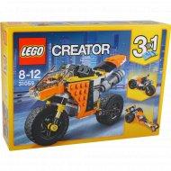 Конструктор «Оранжевый мотоцикл».