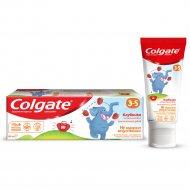 Зубна паста «Colgate» детская, 3-5 лет, с фторидом, 60 мл.