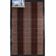 Коврик придверный «Lux Multicolor» 45x75 см, кофе с молоком.