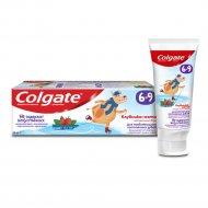 Зубна паста «Colgate» детская 6-9 лет с фторидом, 60 мл.