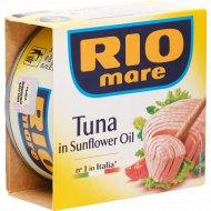 Тунец «Rio Mare» в подсолнечном масле, 160 г.