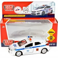 Машинка «KIA Сeed» Полиция